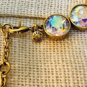 J. Crew Jewelry - Statement Jewelry! J. Crew - iridescent stone/gold